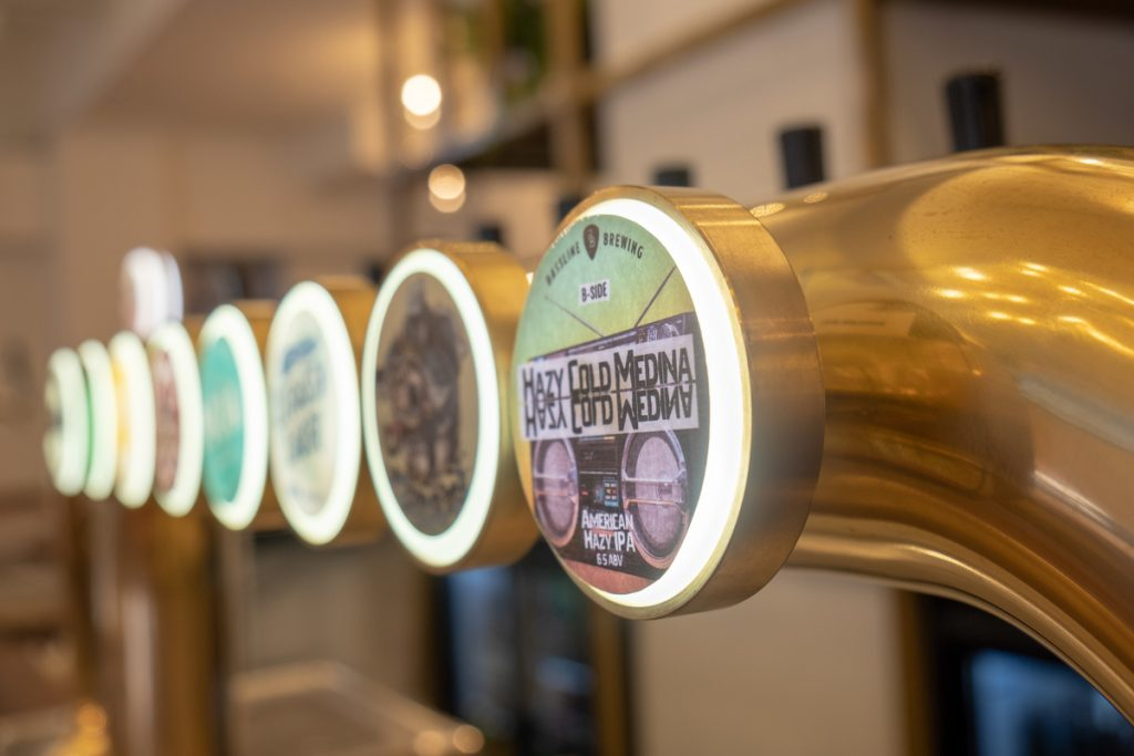 Duke of Wellington Pub Craft Beers Local On Tap