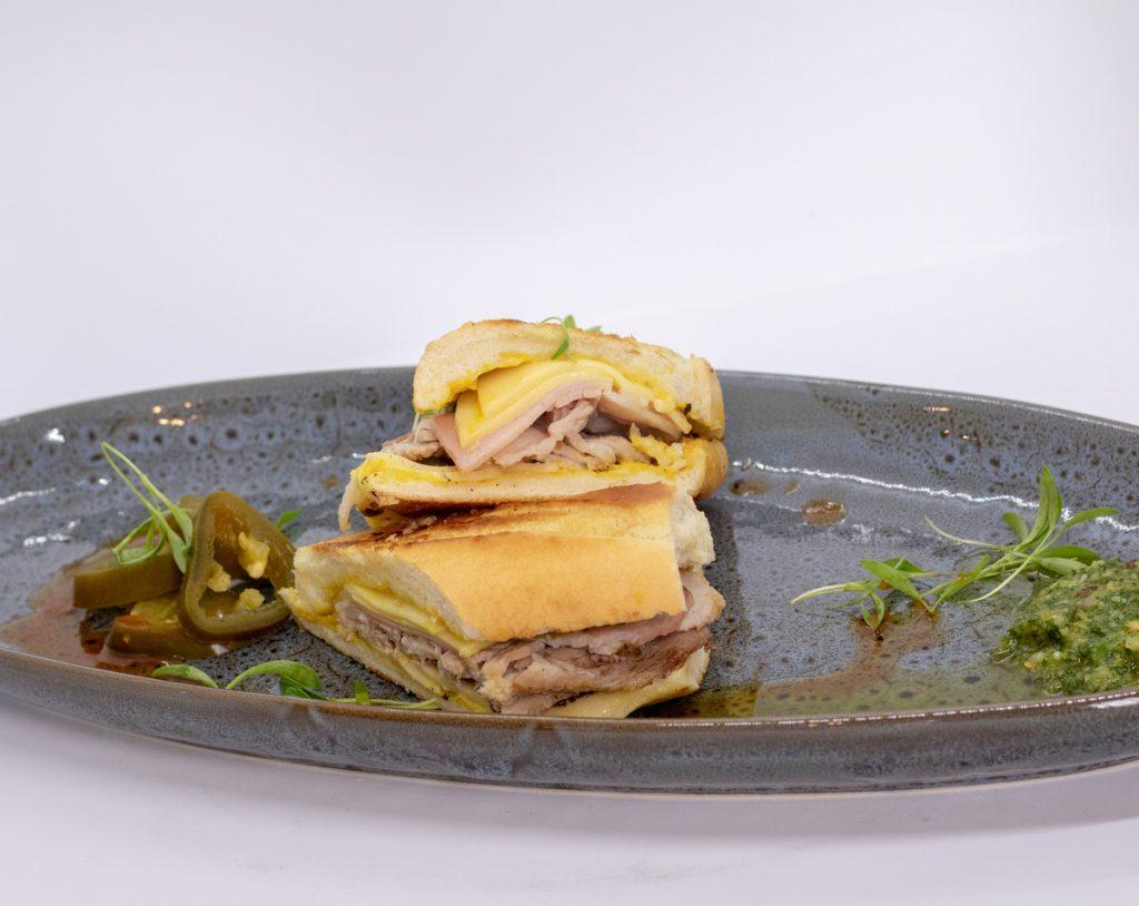 Duke of Wellington Sandwich Fav Menu Ham and Cheese Toasted