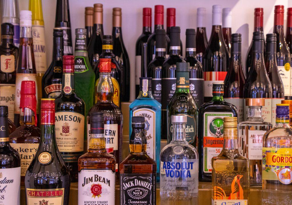 Duke of Wellington Pub Spirits Cocktails
