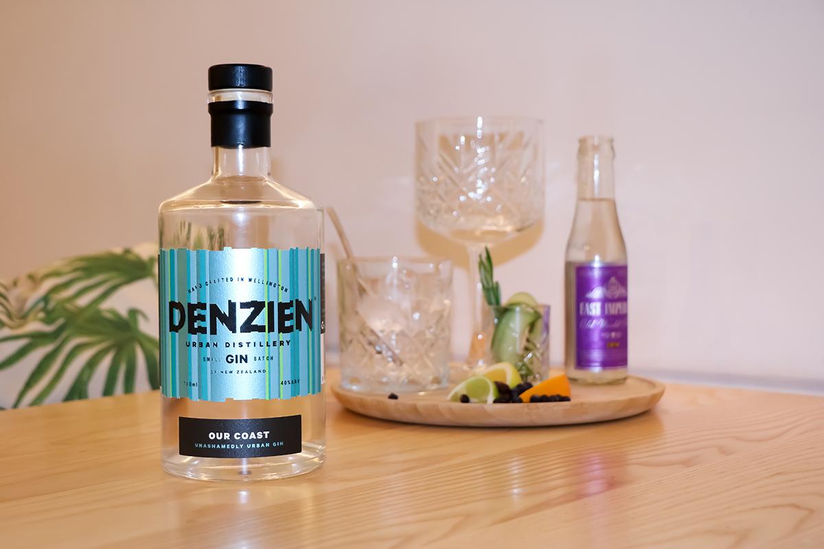 Duke of Wellington New Zealand Gin distillery Fresh Summer Tonic