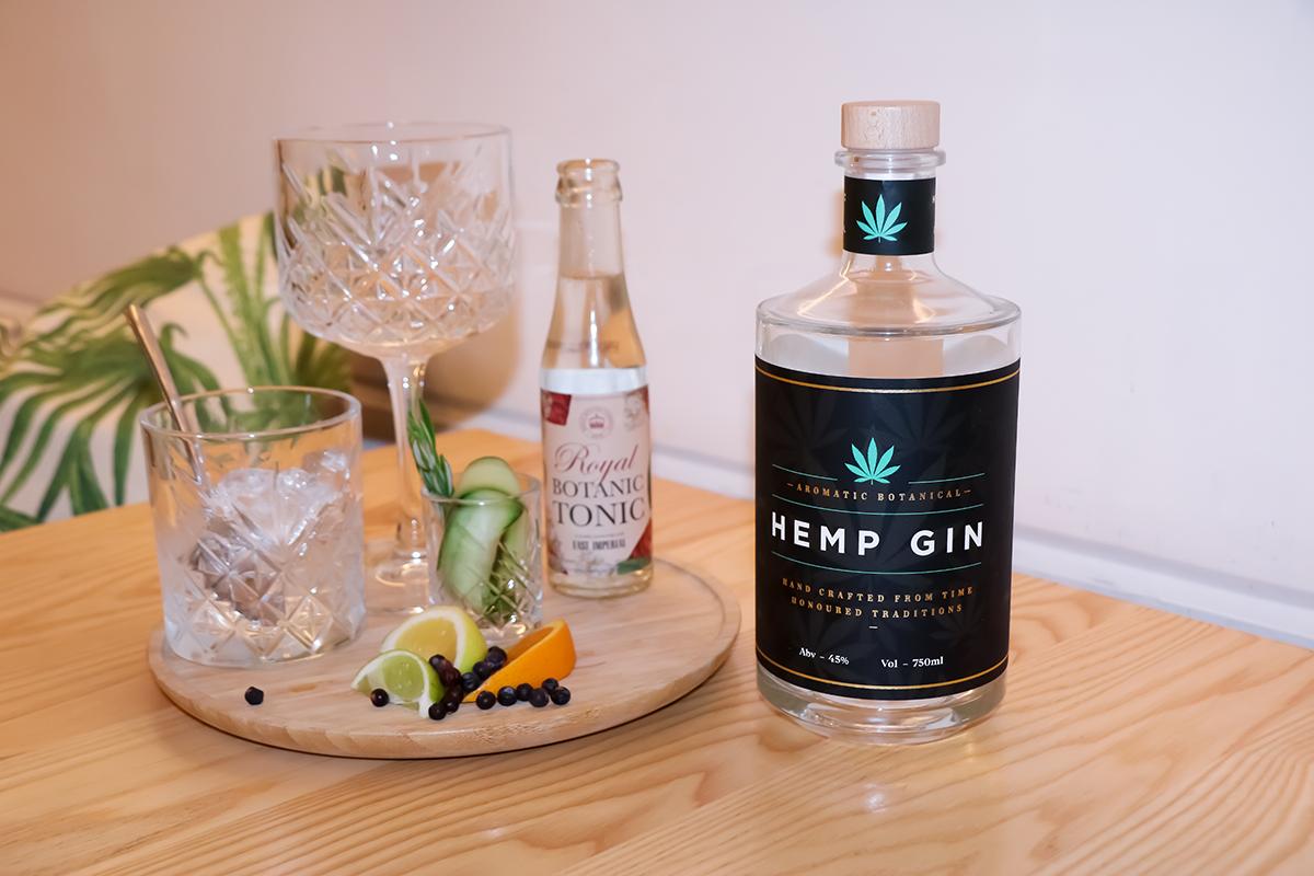 Duke of Wellington New Zealand Gin distillery Fresh Summer Bar Local Hemp Gin