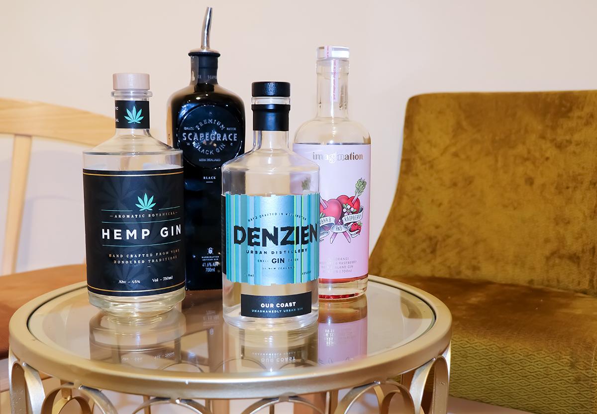 Duke of Wellington New Zealand Local Bar Gin distillery Fresh Summer Tonic